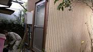 北九州市小倉北区 浴室ドア ガラス割れ