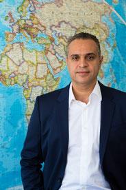 Aramex CEO Hussein Hachem