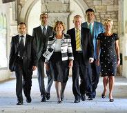 Der Schaffhauser Regierungsrat
