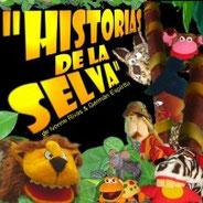 Títeres Garabatosos Historias de la Selva