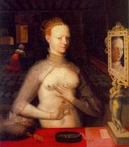 Diane. École de Fontainebleau [Public domain]. (Source : Wikimedia Commons)