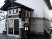 100年超の旧米蔵