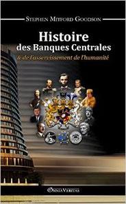 Histoire des banques centrales, Stephen Mitford Goodsen (2015)