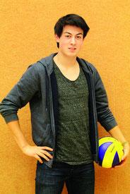Julian Hoyer ist als Außenangreifer bei Bremen 1860 bereits eine feste Größe. Jetzt wurde er für die Jugend-Nationalmannschaft nominiert. (Foto: Katja Nonnenkamp-Klüting)