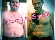 six pack: it's never too late