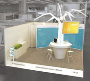 Messestand Softgarden