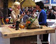 Interview Imago en etiquette deskundige Gonnie Klein Rouweler Proef Eet Enschede RTV OOST Esther Rikken