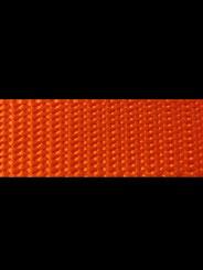 Gurtband 25, orange