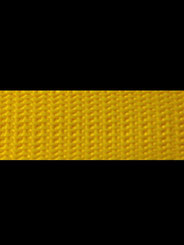 Gurtband 26, gelb