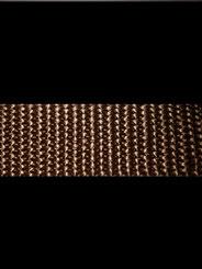 Gurtband 3, hellbraun