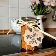Tomaten-Basilikum-Butter in 5 Minuten zubereitet – by Kamikatzedesign Nina