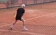 Herren-Doppel : Gerd Schulte