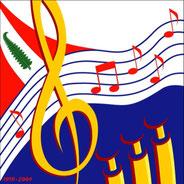 Fahne Musikgesellschaft Fahrni
