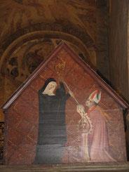Prager Burg, Tumba der heiligen Ludmilla in der St.-Georgs-Basilika