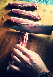 Bacon Jam von der Ess-Nische