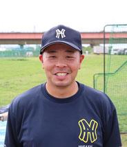 佐々木コーチ