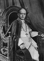 Папа Пий XI