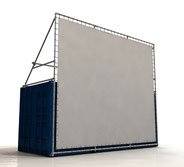 Containerrahmen CF003
