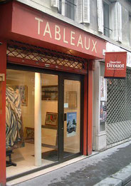 Galerie Agnès Thiébault,  2 rue de Provence 75009, Paris , tel: 0603343624