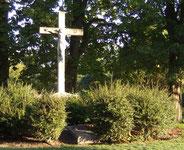 Kreuz im Stadtpark - Foto: HPD