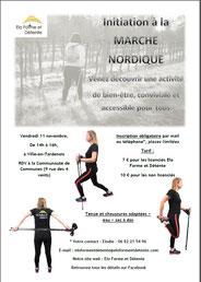 Elo Forme et Détente, marche nordique, gym, renforcement musculaire, association Reims, association sportive Reims