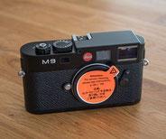 Leica M9 abzugeben. Foto: bonnescape.de