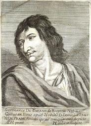 Cyrano der Bergerac: der Mann auf dem die Handlung beruht.