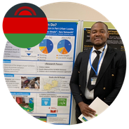 Mr. Hermes Dinala Masters Student in Japan from Malawi