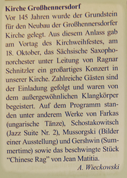 © Kirchinformationsblatt der Oberlausitz
