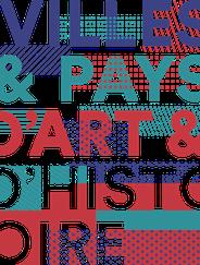 Logo officiel // Pays d'art et d'histoire