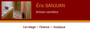 artisan carreleur beziers eric sanjuan carreleur b ziers eric sanjuan. Black Bedroom Furniture Sets. Home Design Ideas