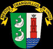 Wappen von Borkum
