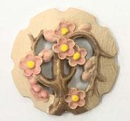 2寸花丸彫物彩色5