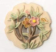 2寸花丸彫物彩色4