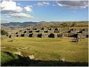 Cuzco - Saqsayhuaman
