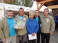 2. Platz SKM Strojar Prerov