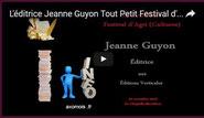 L'éditrice Jeanne Guyon