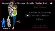Natacha de la Simone : Librairie L'Atelier à Paris