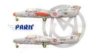 Morane Saulnier 760 Paris