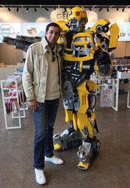hasbro transformers , animation transformers, mascotte transformers , bumblebee