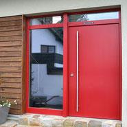 Schreinerei Wilden Haustüren aus Holz Aachen Eifel Köln