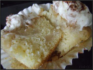 cupcake poire topping poire