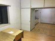 【施工前】キッチン・居間