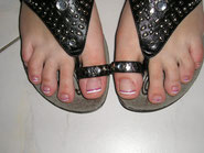 Fußpflege, Fußbehandlung, Frenchfüße, Gel für Füße, Lünen