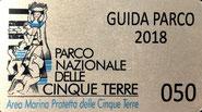 Nationalpark Guide Cinque Terre
