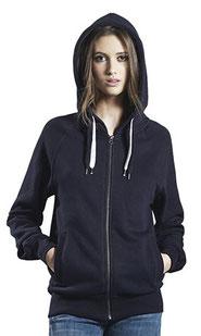 Sweatshirt bedrucken lassen nach eigenen Wünschen bei georgefrank. Viele Modelle & Farben