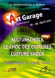 Mostra  Kulturschock, Salisburgo