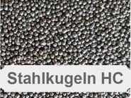Stahlstrahlmittel, Steelshot, Shot, Stahlkugel, Strahlmittel, Kugelstrahlen