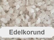 Edelkorund, Strahlmittel, Korundstrahlen, Aluminiumoxid