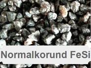 Normalkorund Fesi, Eisenkorund, Korund, NK, Elektrokorund